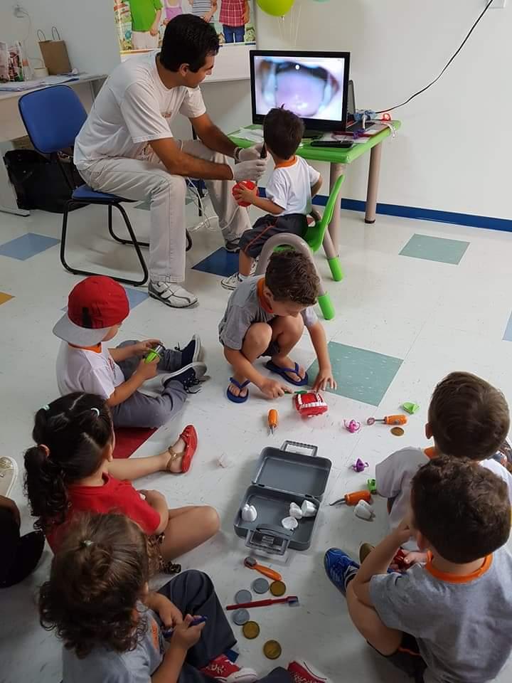 Escola Naamã Mar/18